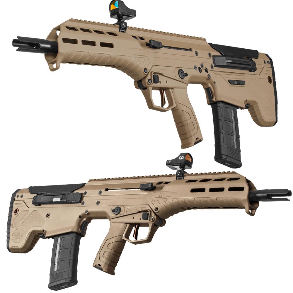 Assault Rifles Deserttech Mdr 223 Wylde